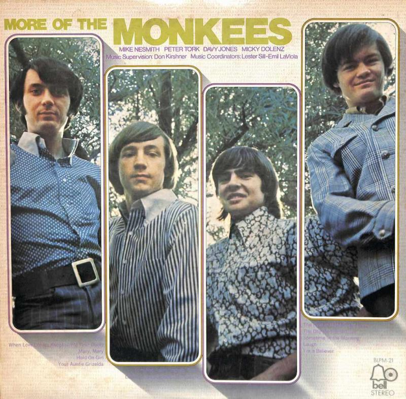 MONKEES/More