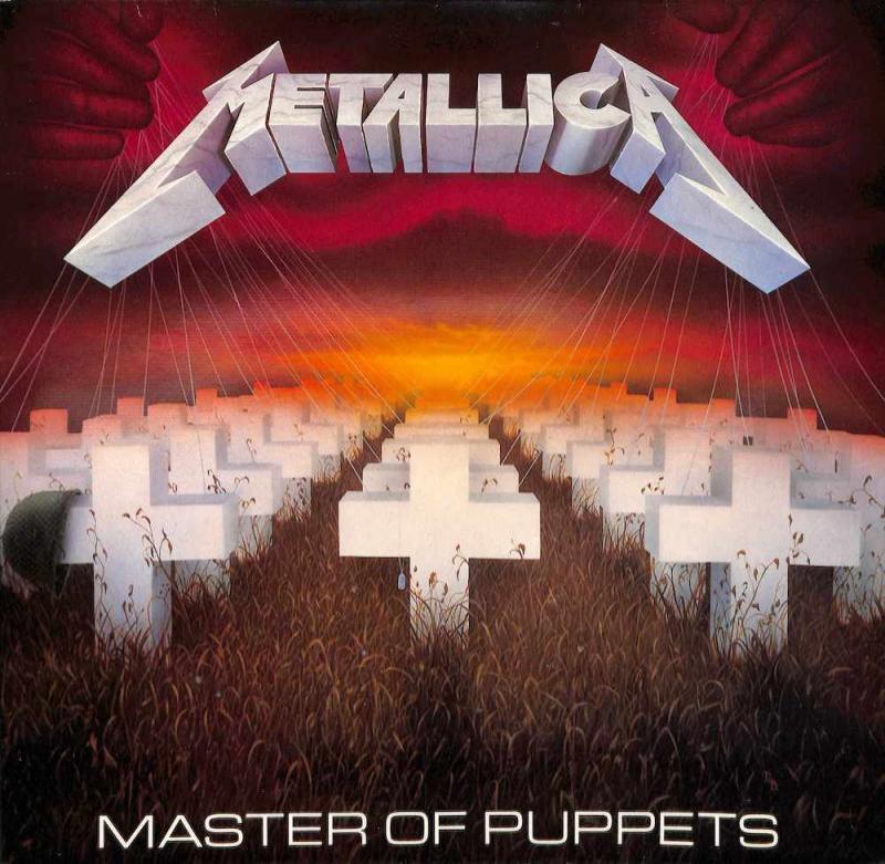 METALLICA/Master