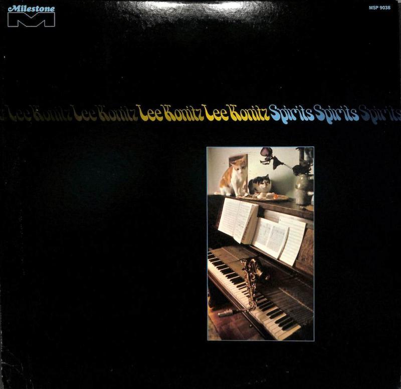 LEE KONITZ/SpiritのLPレコード通販・販売ならサウンドファインダー