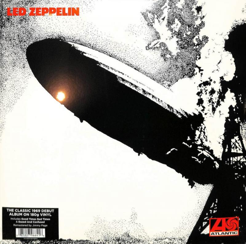 LED ZEPPELIN/Led ZeppelinのLPレコード通販・販売ならサウンドファインダー