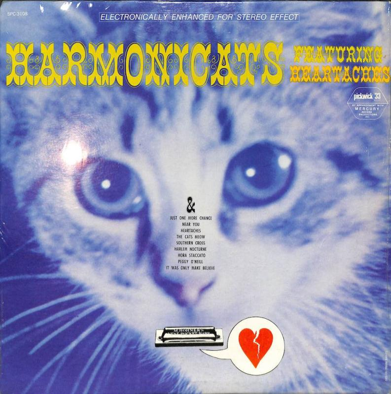HARMONICATS/Featuring HeartachesのLPレコード通販・販売ならサウンドファインダー