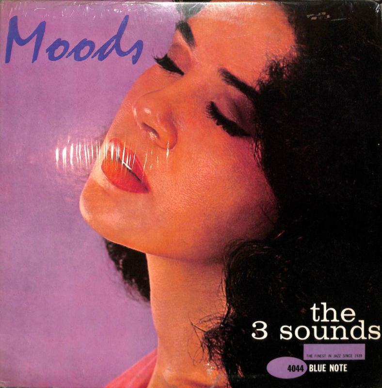 3 SOUNDS: THREE SOUNDS/MoodsのLPレコード通販・販売ならサウンドファインダー