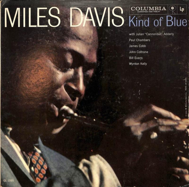 MILES DAVIS/Kind Of BlueのLPレコード通販・販売ならサウンドファインダー