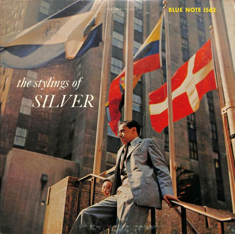 HORACE SILVER QUINTET/The Stylings Of SilverのLPレコード通販・販売ならサウンドファインダー