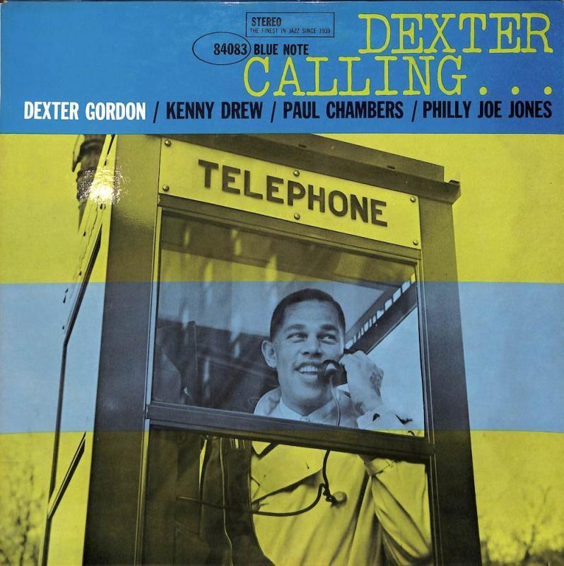 DEXTER GORDON/Dexter CallingのLPレコード通販・販売ならサウンドファインダー