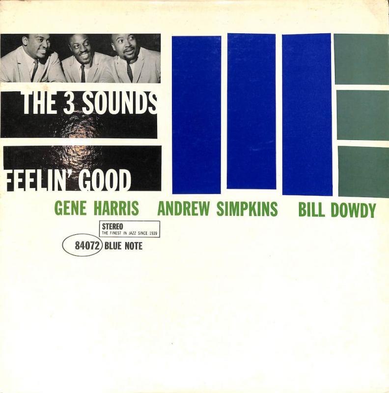 THREE SOUNDS: 3/Feelin' GoodのLPレコード通販・販売ならサウンドファインダー