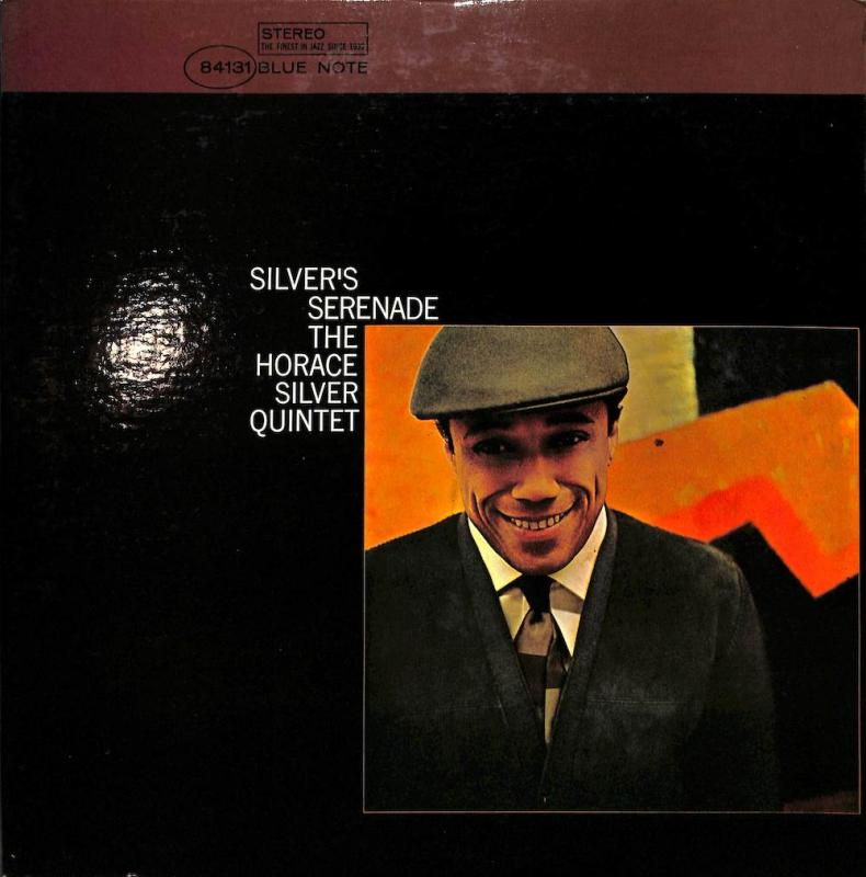 HORACE SILVER QUINTET/Silver's SerenadeのLPレコード通販・販売ならサウンドファインダー