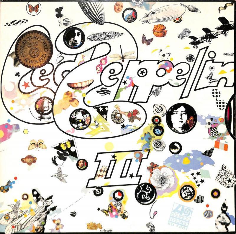 LED ZEPPELIN/III: 3のLPレコード通販・販売ならサウンドファインダー