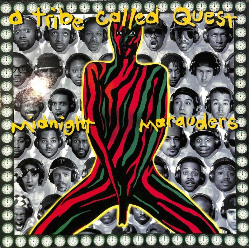 A TRIBE CALLED QUEST/Midnight MaraudersのLPレコード通販・販売ならサウンドファインダー