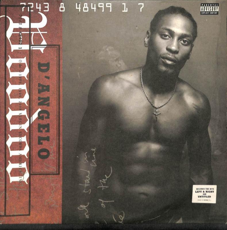 D'ANGELO/VoodooのLPレコード通販・販売ならサウンドファインダー