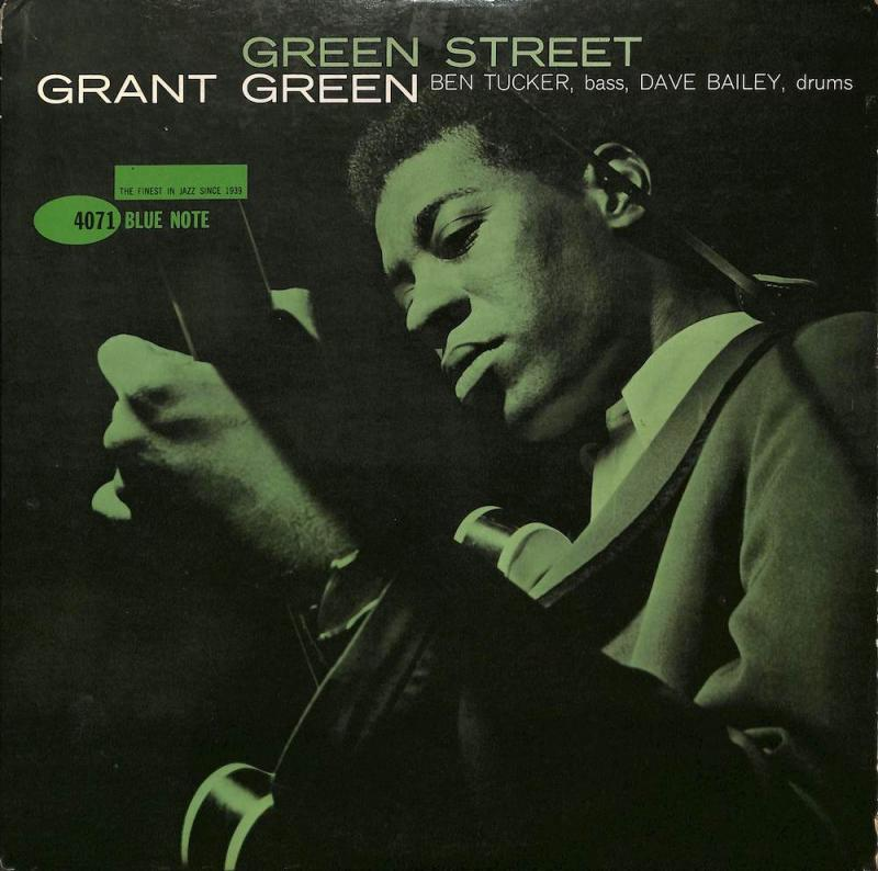 GRANT GREEN/Green StreetのLPレコード vinyl LP通販・販売ならサウンドファインダー