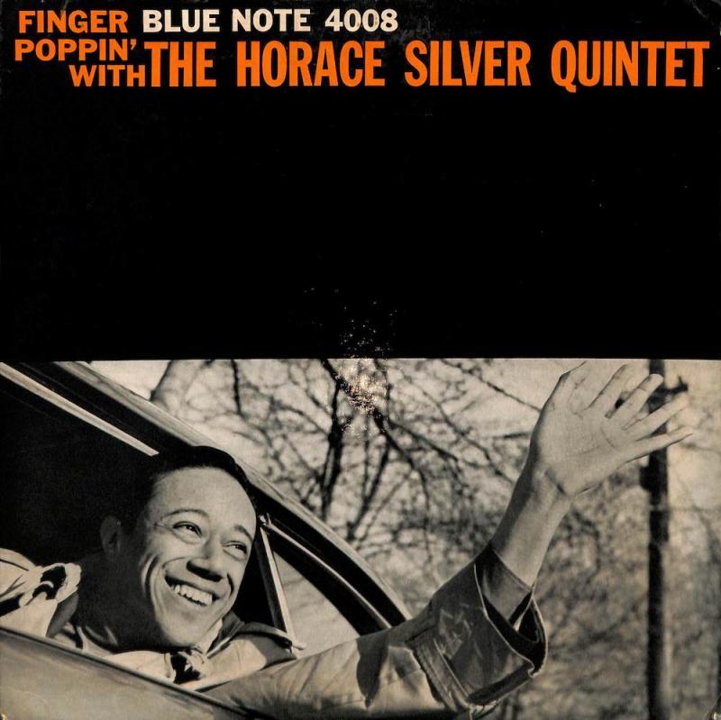 HORACE SILVER QUINTET/Finger Poppin' WithのLPレコード vinyl LP通販・販売ならサウンドファインダー