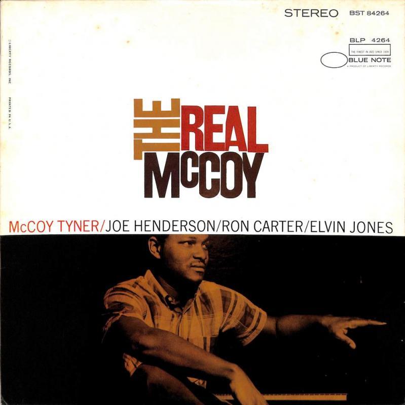 McCOY TYNER/The Real McCoyのLPレコード vinyl LP通販・販売ならサウンドファインダー