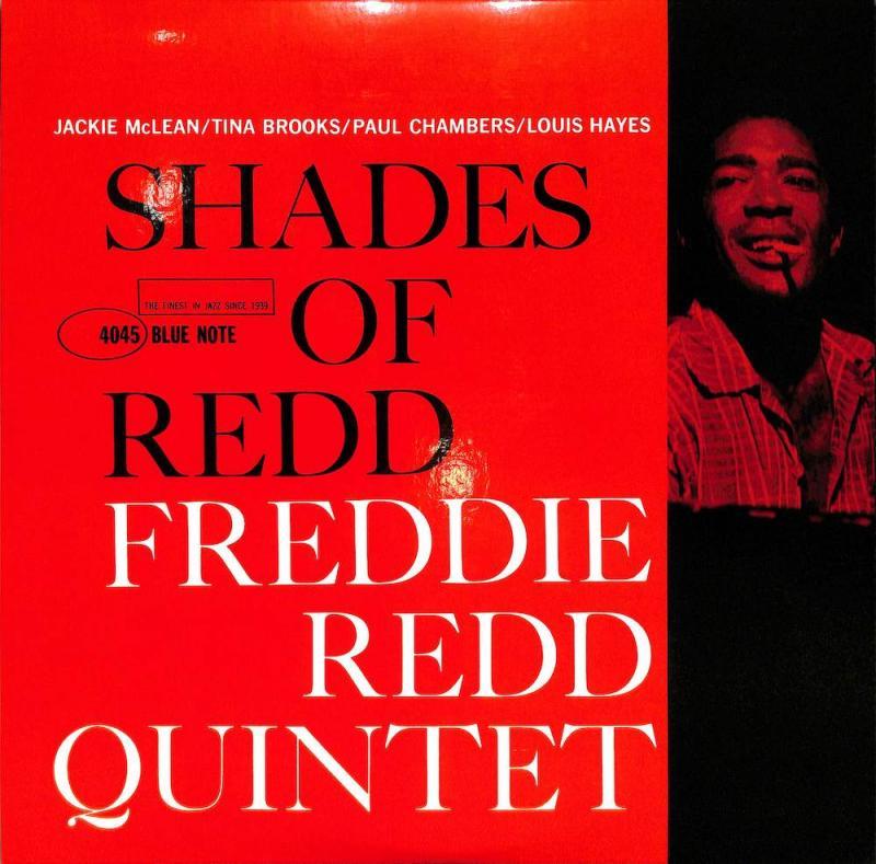 FREDDIE REDD QUINTET/Shades Of ReddのLPレコード vinyl LP通販・販売ならサウンドファインダー