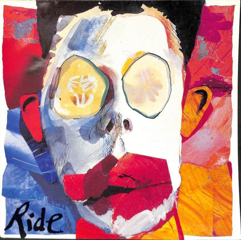 RIDE/Going Blank AgainのLPレコード vinyl LP通販・販売ならサウンドファインダー