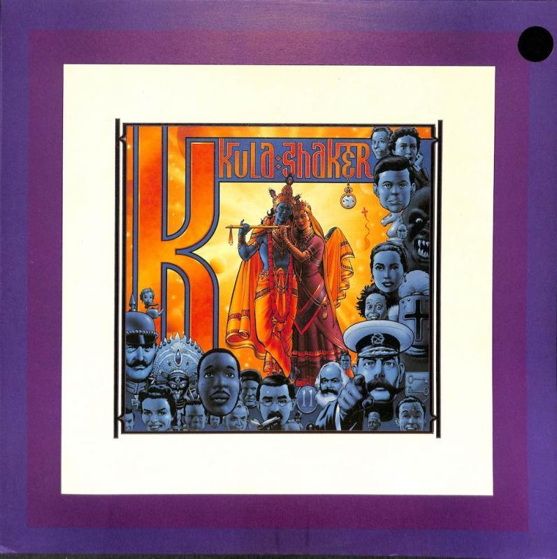 KULA SHAKER/KのLPレコード vinyl LP通販・販売ならサウンドファインダー