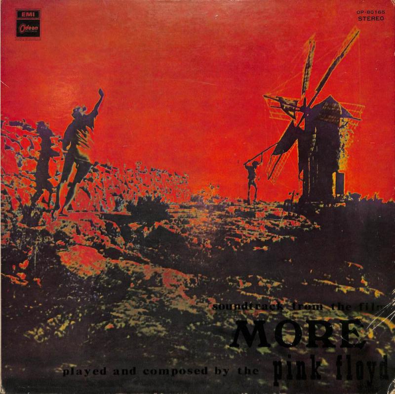 PINK FLOYD/MoreのLPレコード vinyl LP通販・販売ならサウンドファインダー