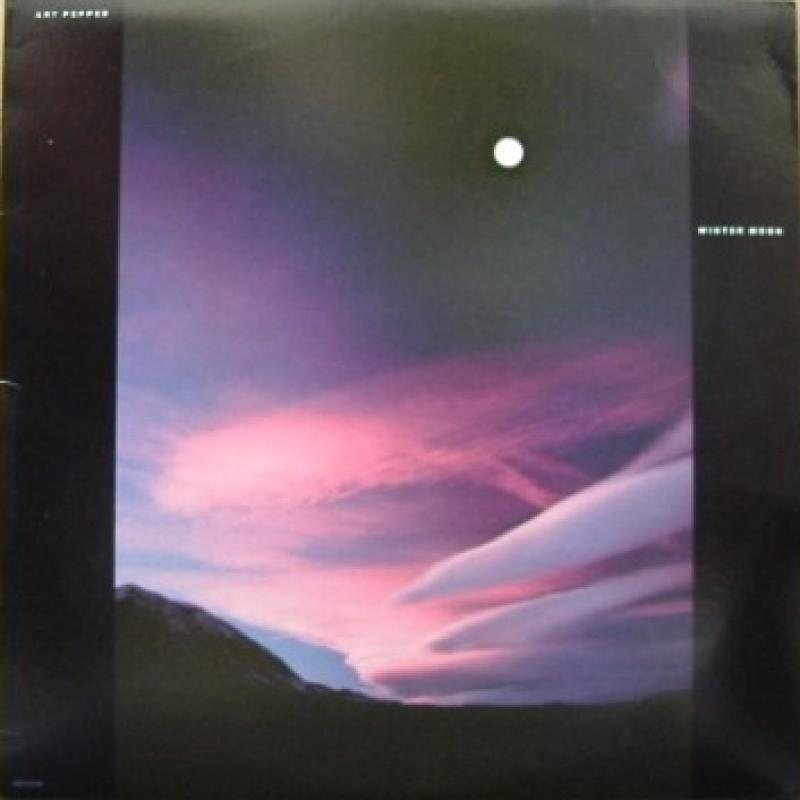 Art Pepper Winter Moon レコード通販のサウンドファインダー
