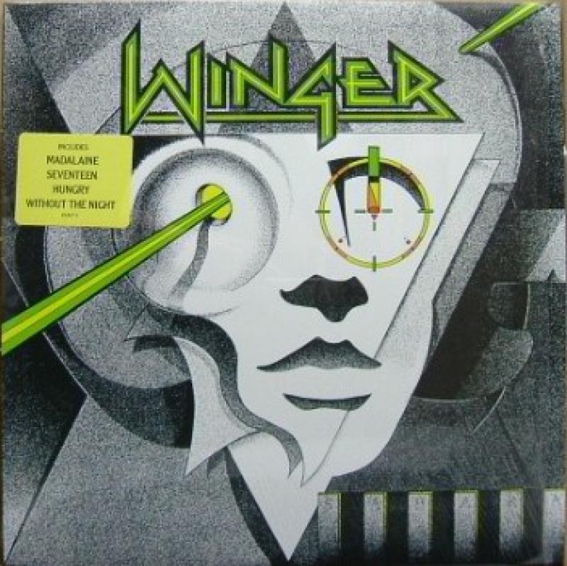 """WINGER/S/TのLPレコード通販・販売ならサウンドファインダー"""""""