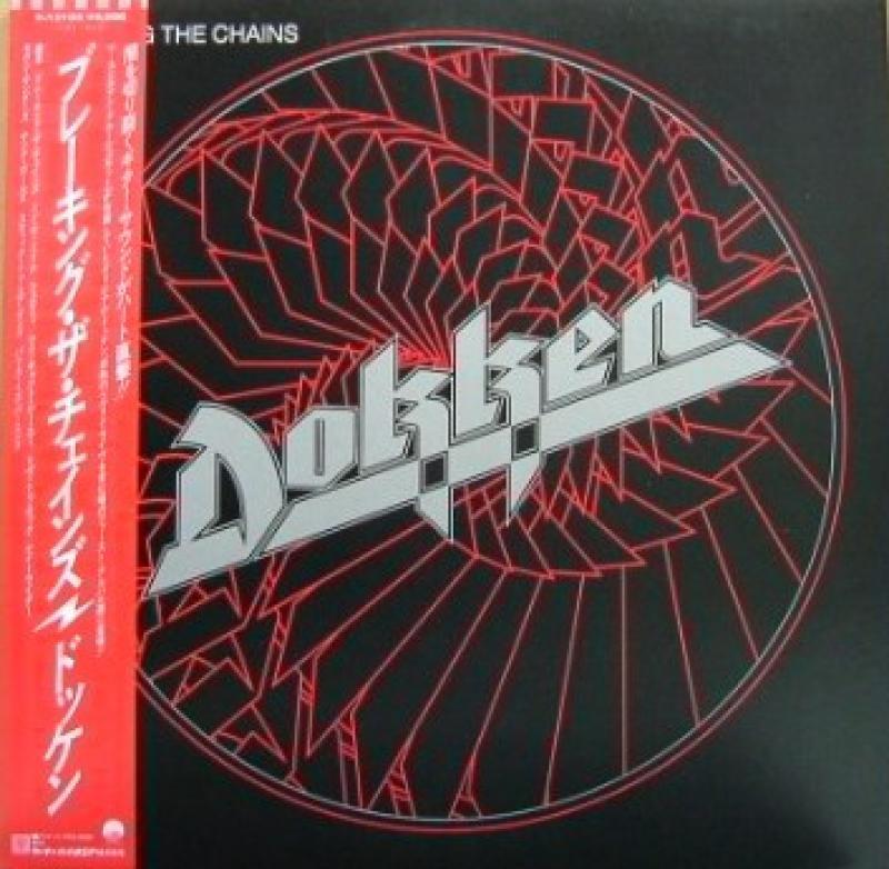 "DOKKEN/ブレーキング・ザ・チェインズのLPレコード通販・販売ならサウンドファインダー"""