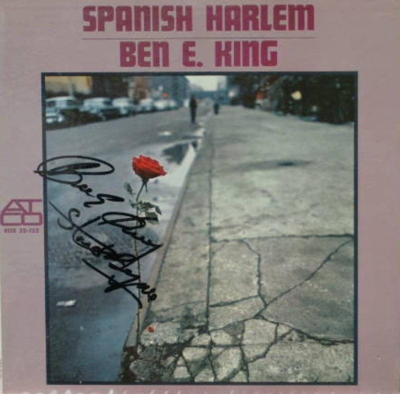 BEN E. KING - Spanish Harlem - LP