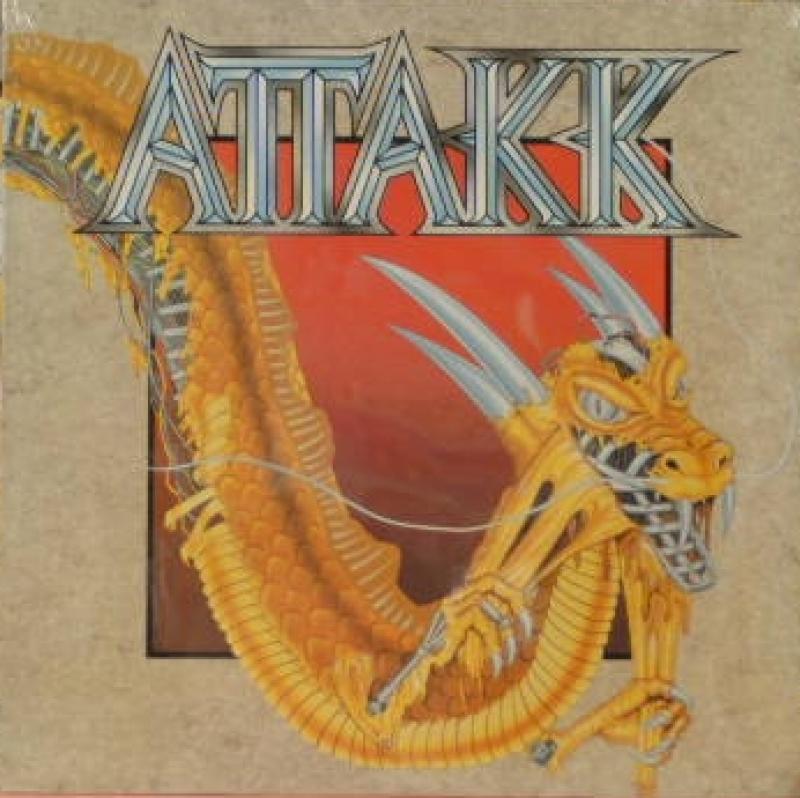 "Attakk/AttakkのLPレコード通販・販売ならサウンドファインダー"""