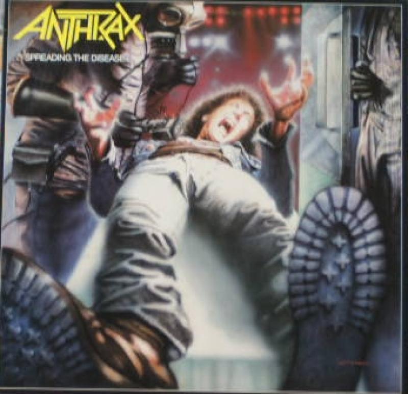 Anthrax/Spreading