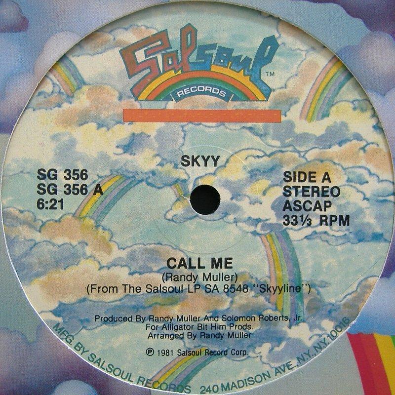 SKYY/CALL