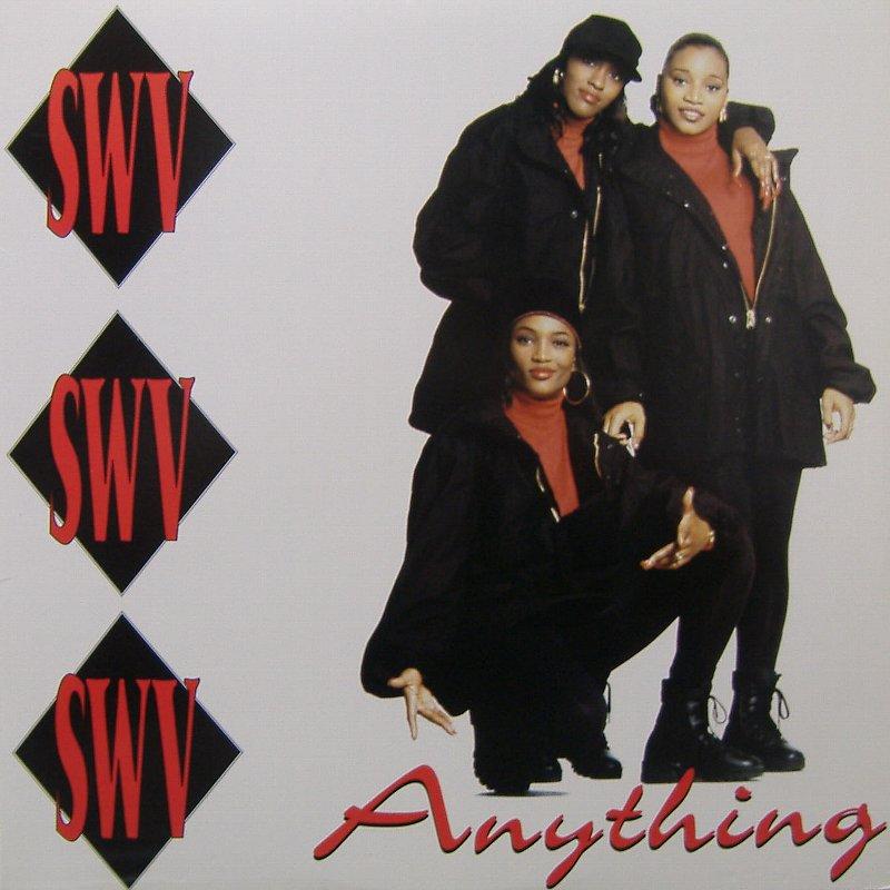 """SWV/ANYTHINGの12インチレコード通販・販売ならサウンドファインダー"""""""