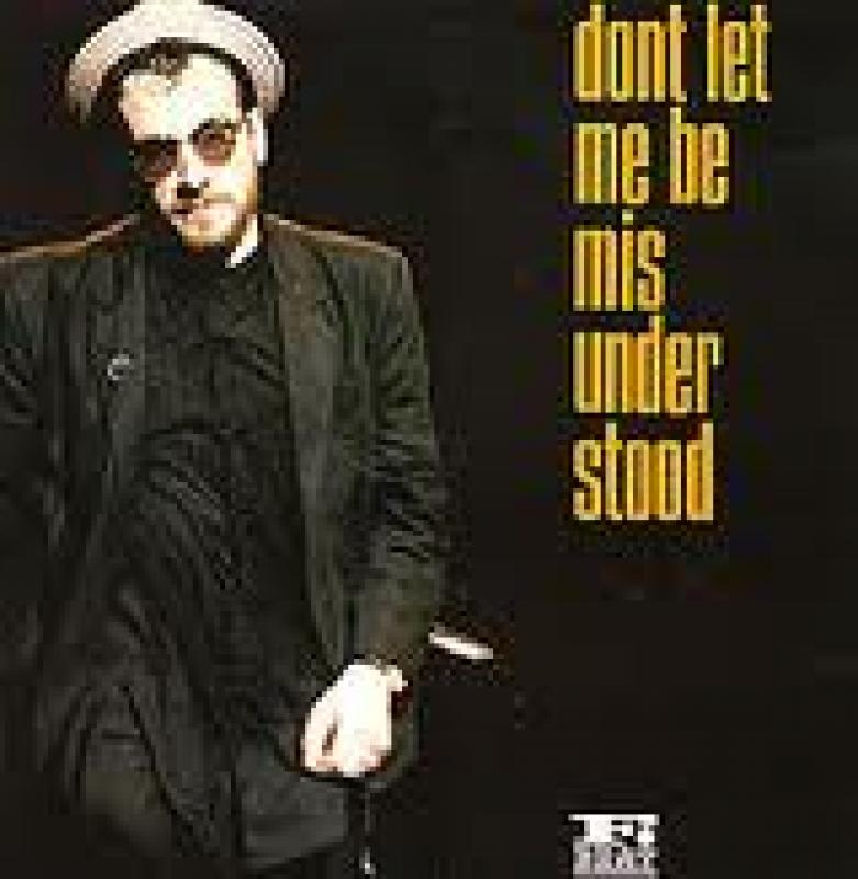 THE COSTELLO SHOW FEAT. CONFIDERATES (ELVIS COSTEL - Don't Let Me Be Misunderstood - Maxi 45T