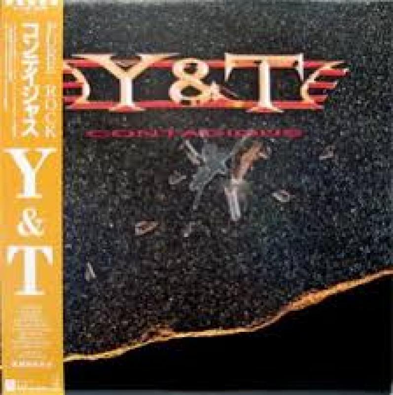 """Y&T/ContagiousのLPレコード通販ならサウンドファインダー"""""""