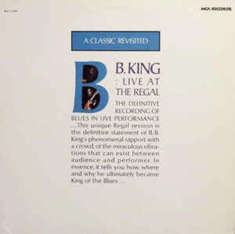 B.B.King/Live
