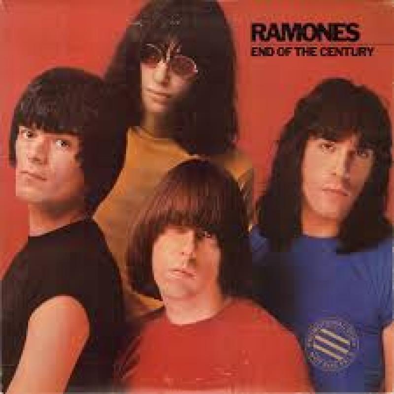 Ramones/End