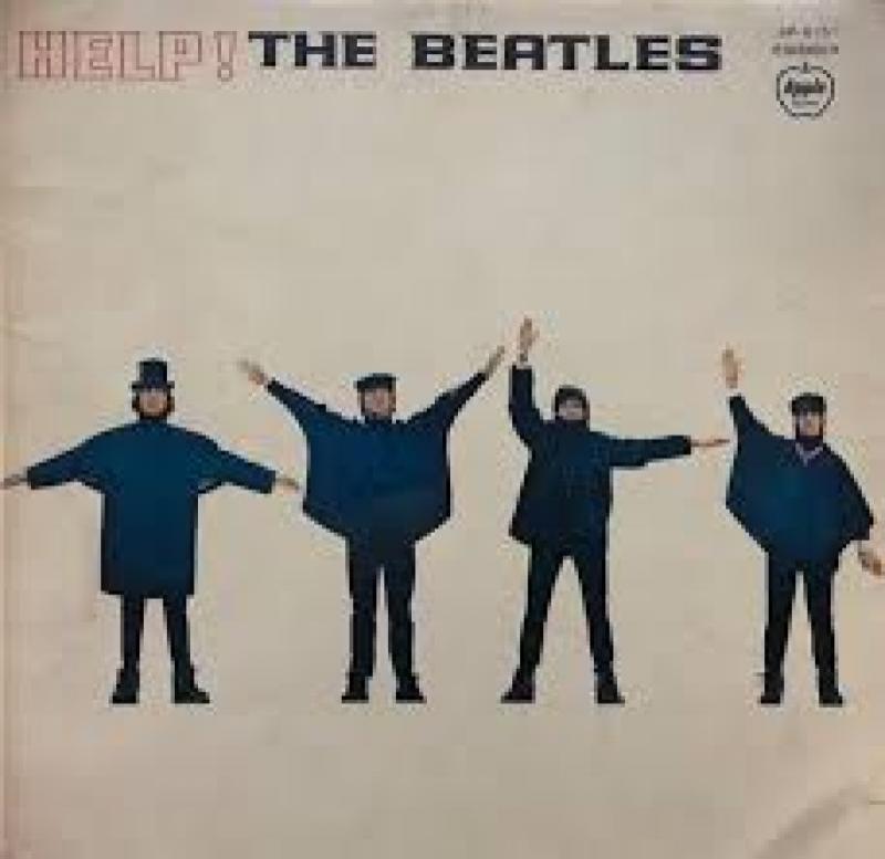 Beatles, the/Help !のLPレコード通販・販売ならサウンドファインダー