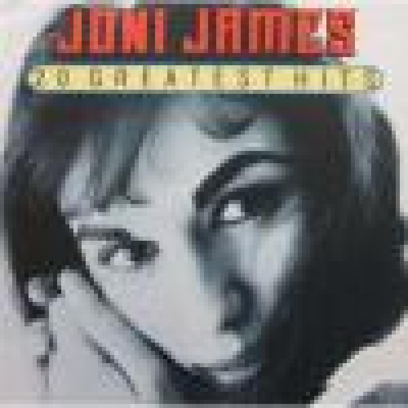 JONI JAMES - 20 GREATEST HITS - 33T