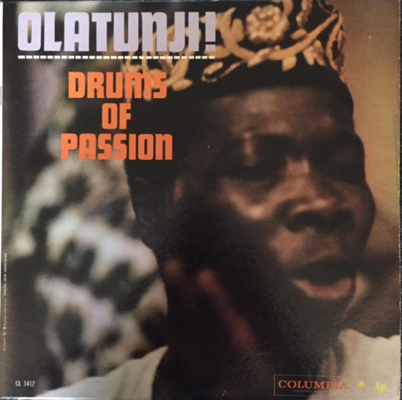 Olatunji/Drums