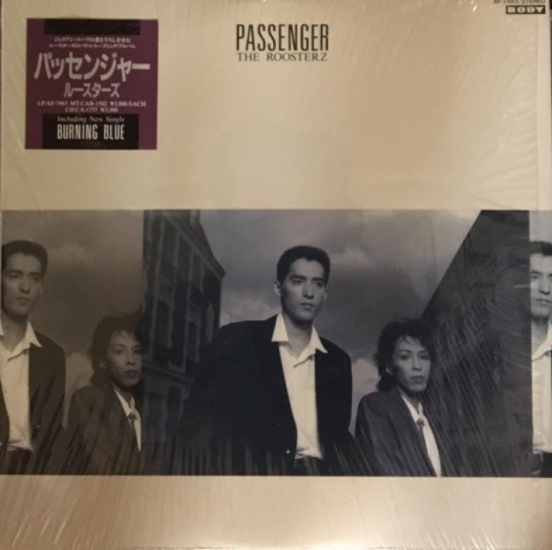 """ルースターズ/PassengerのLPレコード通販・販売ならサウンドファインダー"""""""