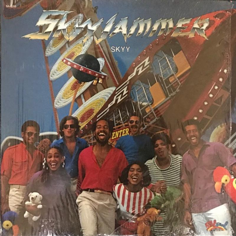 """Skyy/SkyyjammerのLPレコード通販・販売ならサウンドファインダー"""""""