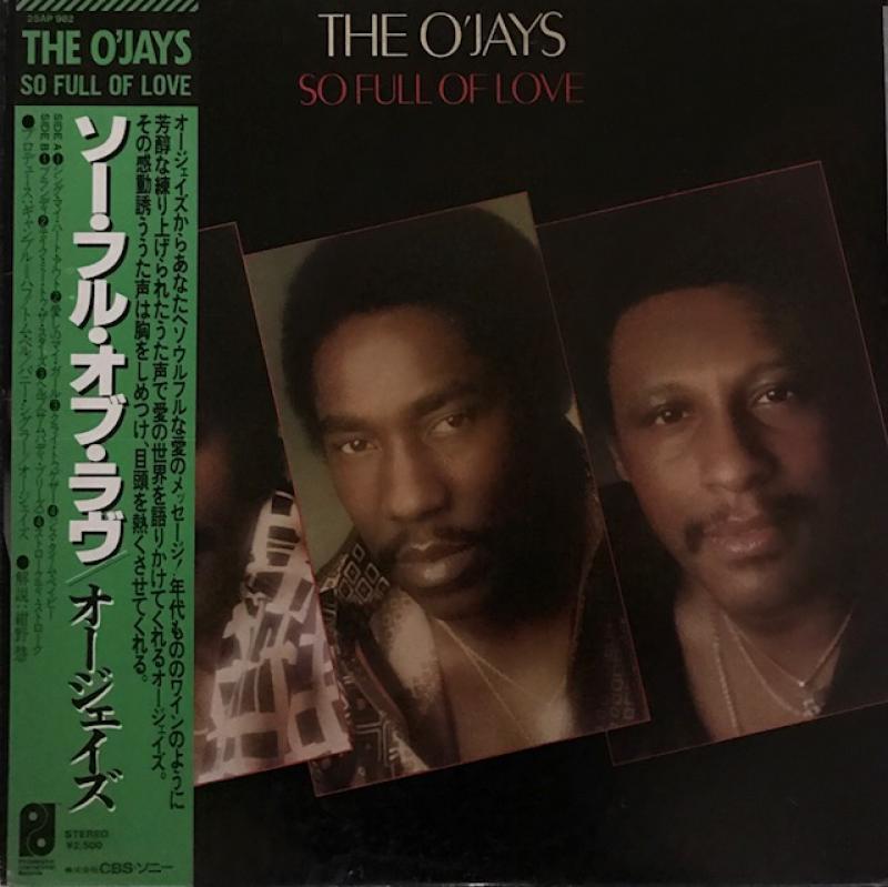 O'jays/So