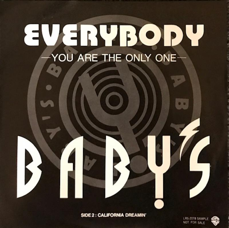 Baby's/Everybody-You
