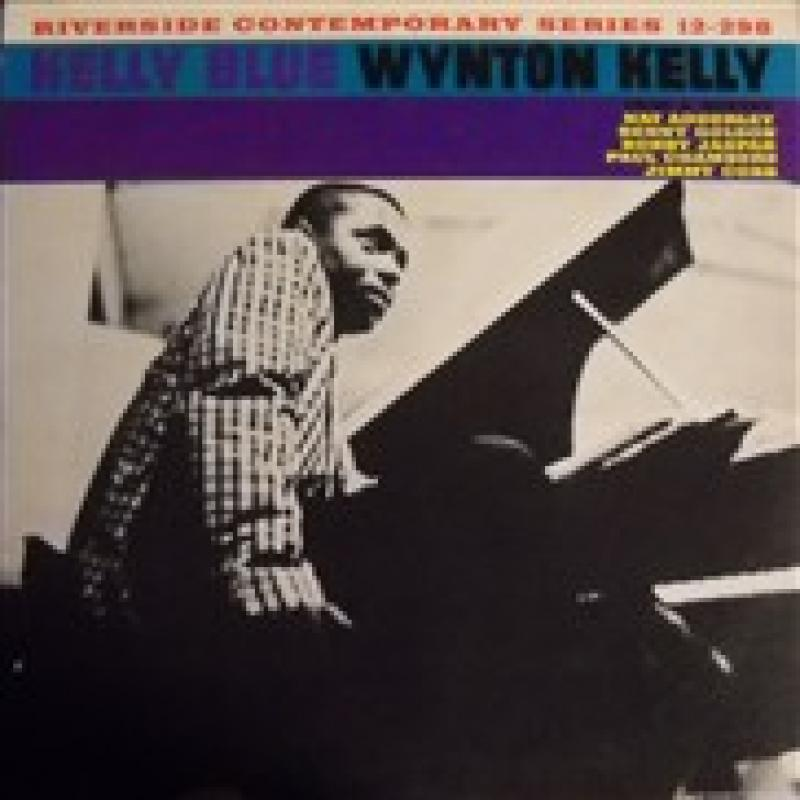 WYNTON KELLY - kelly blue - 33T