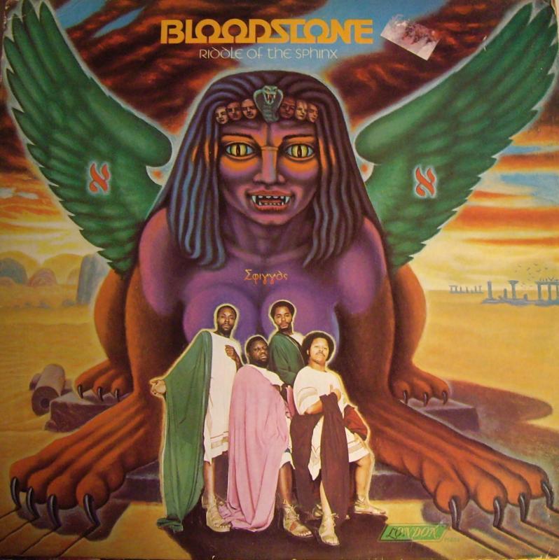 Bloodstone/riddle