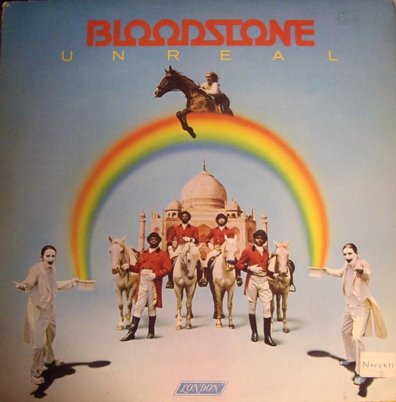 """Bloodstone/unrealのLPレコード通販・販売ならサウンドファインダー"""""""
