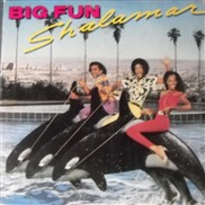 Shalamar/big