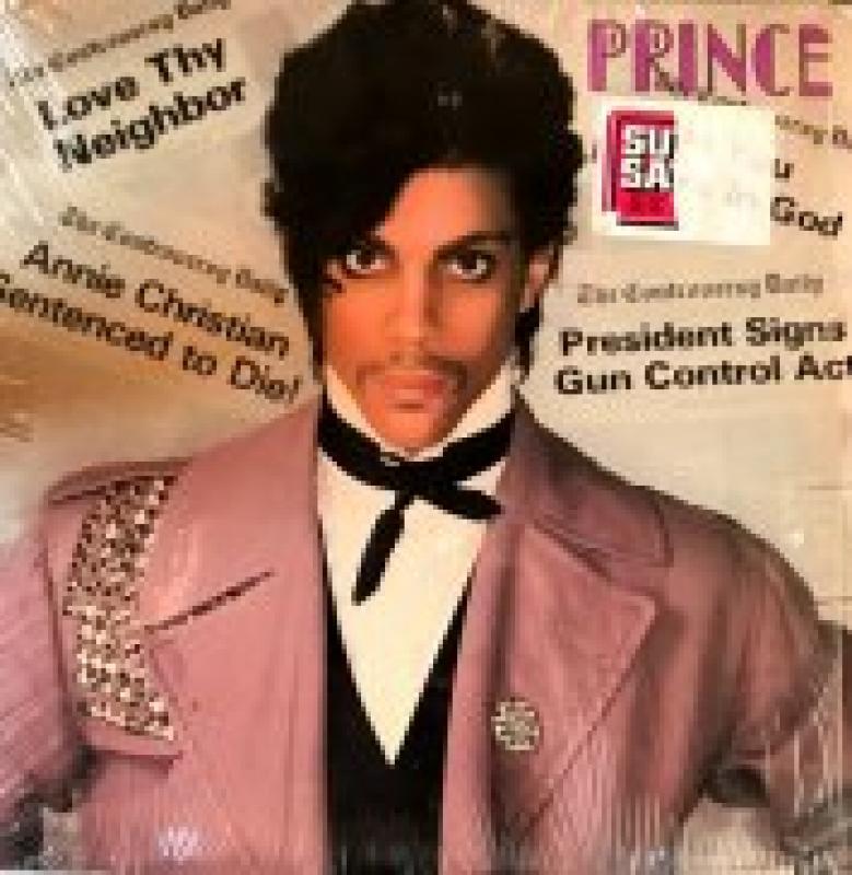 "Prince/controversyのLPレコード通販・販売ならサウンドファインダー"""