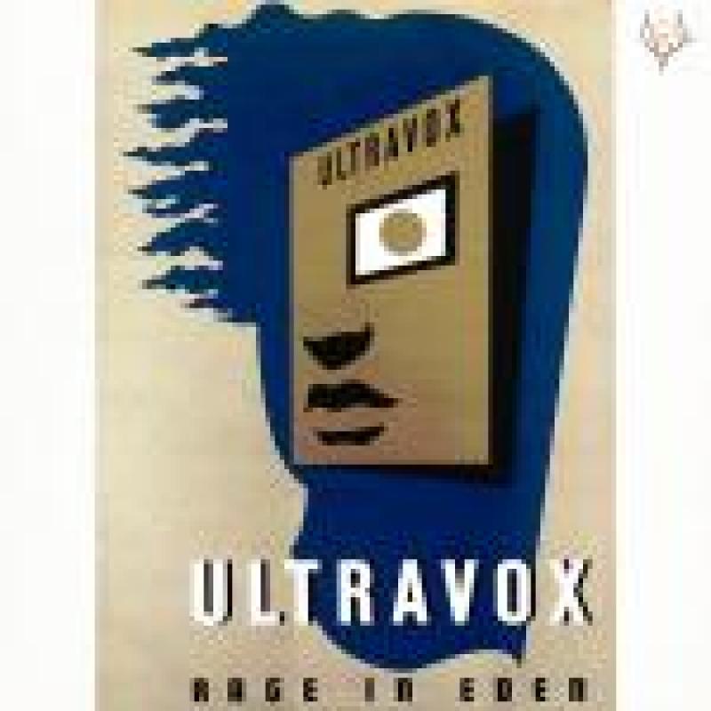 Ultravox Rage In Eden