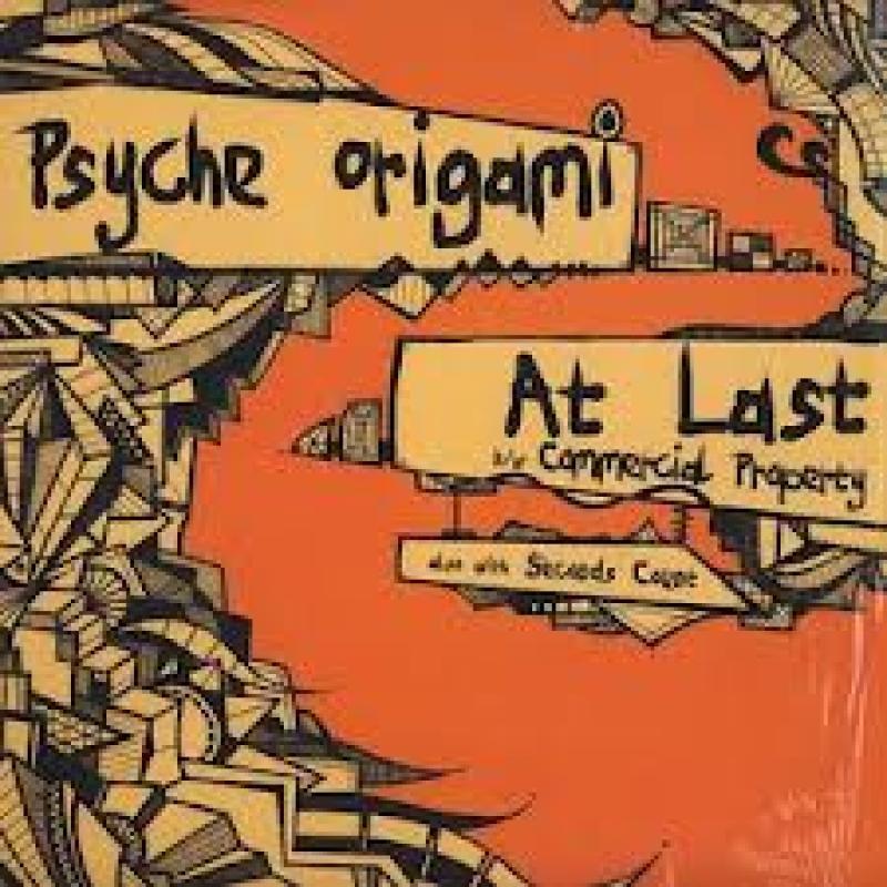 psyche origami 2 disques vinyle et cd sur cdandlp
