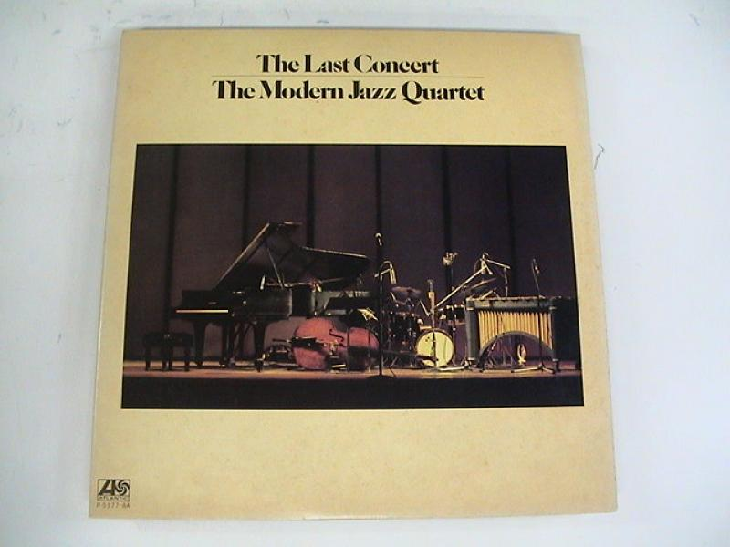 MODERN JAZZ QUARTET. THE - The Last Concert - 33T