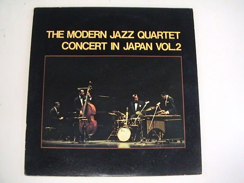 MODERN JAZZ QUARTET. THE - Concert In Japan . Vol. 2 - 33T