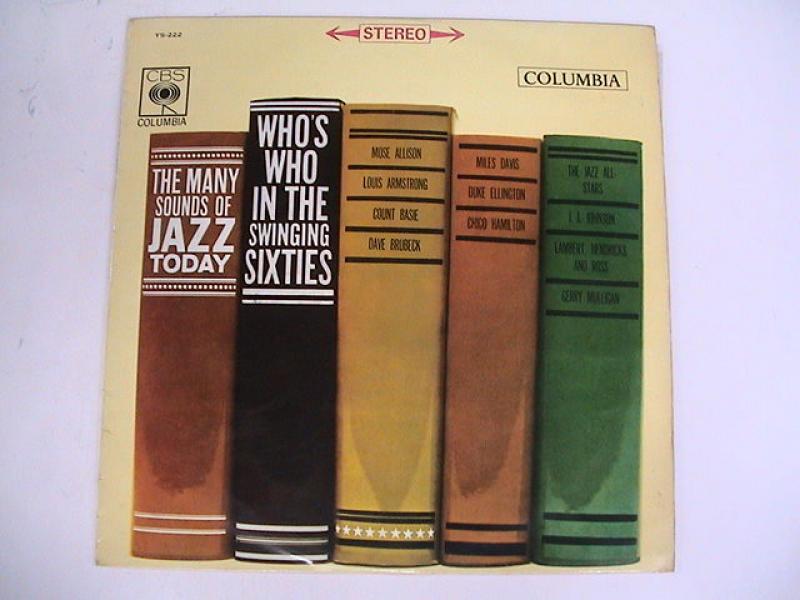 """Various/コロミビアCBSジャズ・オール・スターズのLPレコード通販・販売ならサウンドファインダー"""""""